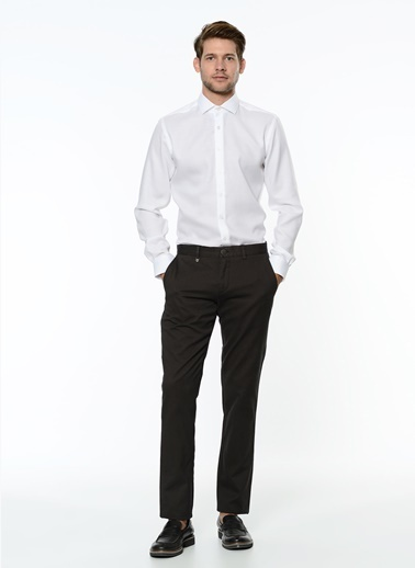 Slim Fit Chino Pantolon-George Hogg